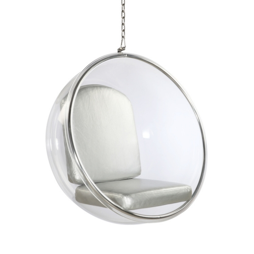 Modern Classic Furniture Mid Century, Bubble Hanging Chair